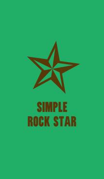 シンプル ロック スター 5 画像(1)