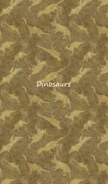 恐竜のテーマ 画像(1)