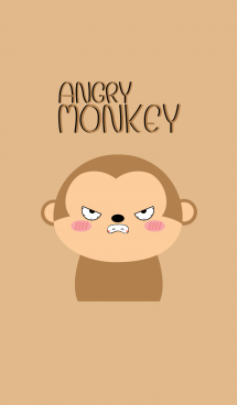 Angry Monkey Face Theme (jp)