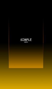 SIMPLE NEON ORANGE