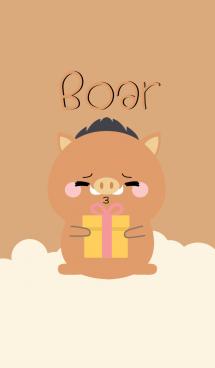 I Love Lovely Boar Theme (jp) 画像(1)