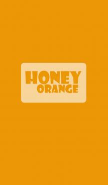 honey orange theme (jp) 画像(1)