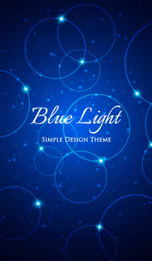 Circle of Blue Light 画像(1)