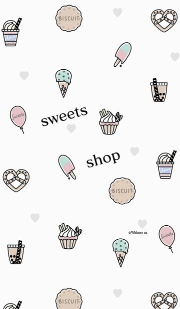 pop sweetsの画像(表紙)