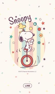 スヌーピー☆サーカス 画像(1)