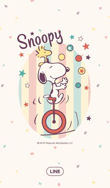 スヌーピー☆サーカスの画像(表紙)