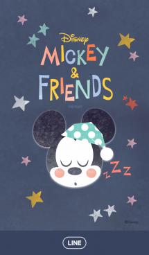 ミッキー&フレンズ(ZZZ...)