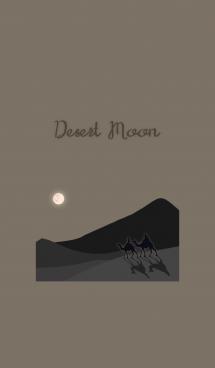 砂漠の月 + キャメル 画像(1)