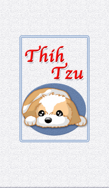 Shih Tzu シーズー 着せ替え 画像(1)