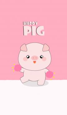 Happy Happy Pig Theme (jp) 画像(1)