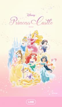 ディズニー プリンセス キャッスル