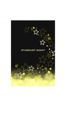 STARDUST NIGHT YELLOW -星屑の夜- 画像(1)