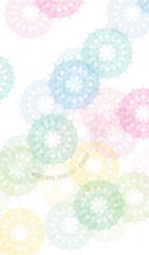 Flower - Colorful dandelion - 画像(1)