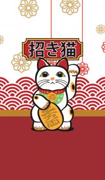 招き猫のテーマ 画像(1)