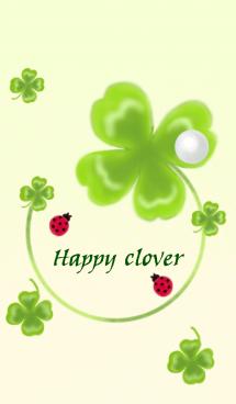 Happy clover *幸せのクローバー* 画像(1)