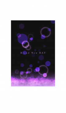 Brand New RAY Purple 画像(1)