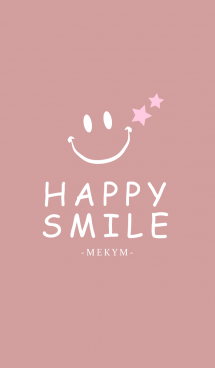HAPPY SMILE STAR -MEKYM- 10