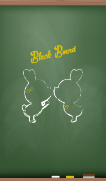 Black Board Love Version 14.
