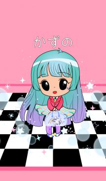 かずの - 小さな歌姫 画像(1)
