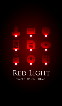 RED LIGHT THEME. 画像(1)