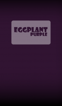 eggplant purple in black theme (jp) 画像(1)