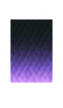 PRISM POWER purple 画像(1)
