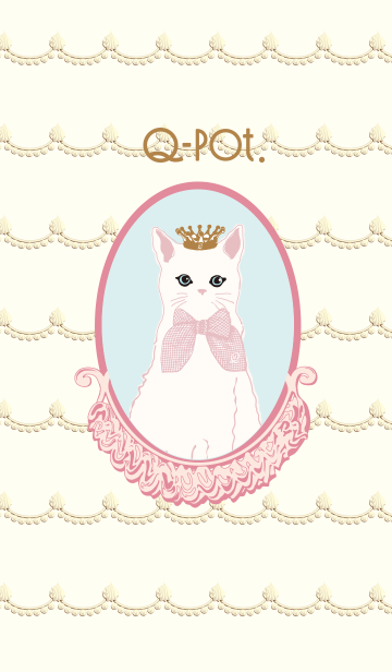 Q-pot. Princess Catの画像(表紙)