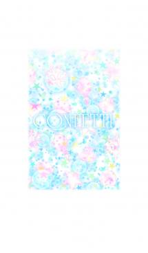 Confetti /blue #fresh 画像(1)