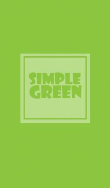 simple green theme v.3 (jp) 画像(1)