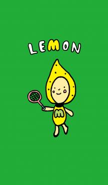 バドミントン部レモンちゃん #fresh 画像(1)