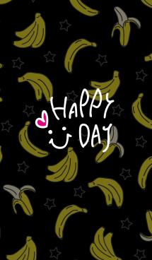 バナナと星-スマイル7- 画像(1)