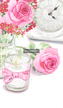 water color flowers_831