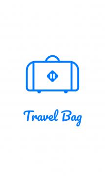 Travel Bag Simple