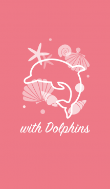 """with Dolphins """"shell"""" #cool"""