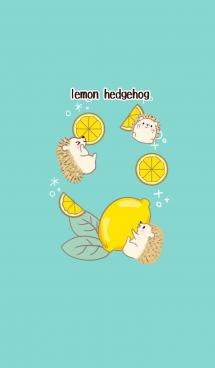 レモン♡ハリネズミ #fresh
