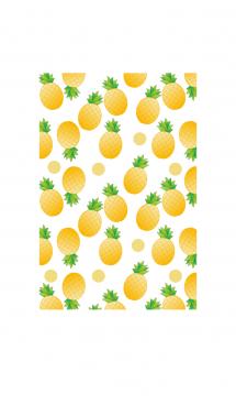 パイナップルの着せかえ #fresh