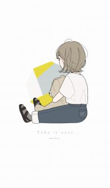 女の子とテディベア 画像(1)