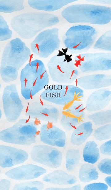 金魚 GOLD FISH #freshの画像(表紙)