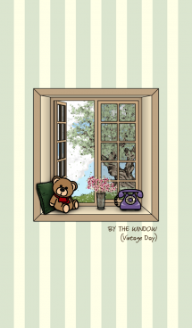 BY THE WINDOW (Vintage Day) 画像(1)