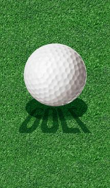 ゴルフの着せ替え 画像(1)