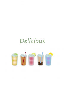 おいしい飲み物の様々な 画像(1)