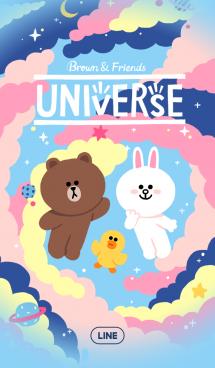ユニバース★BROWN&FRIENDS 画像(1)
