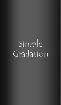 Simple Gradation -GlossyBlack 5- 画像(1)