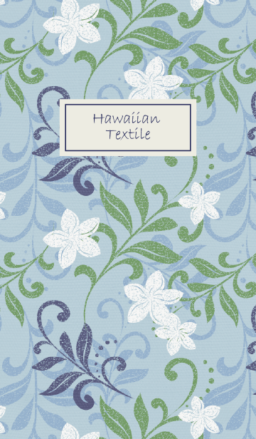 Hawaiian Textileの画像(表紙)