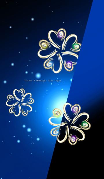 運気アップ♣︎ & Midnight Blue Light 2の画像(表紙)