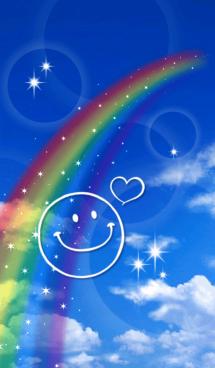 運気アップ♥スマイル&幸運のレインボー 画像(1)
