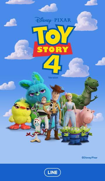 トイ・ストーリー4の画像(表紙)