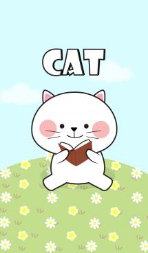 So Lovely White Cat (jp) 画像(1)