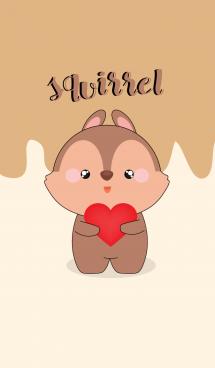 Love Love Cute squirrel (jp) 画像(1)
