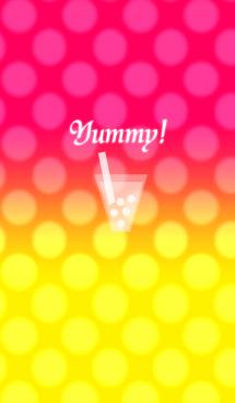 Yummy! / 炭酸タピオカ
